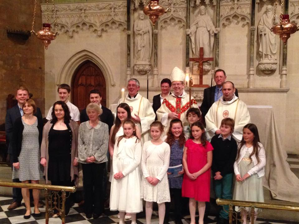 confirmation march 2015