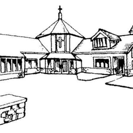 St Davids drawing